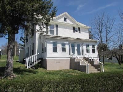 Wytheville VA Single Family Home For Sale: $159,900