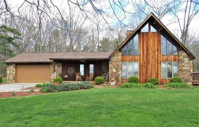 Montgomery County Single Family Home For Sale: 1974 Daisy Rd Road