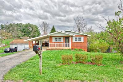 Montgomery County Single Family Home For Sale: 255 Epperly Drive
