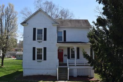 Radford Single Family Home For Sale: 622 Fourth Street