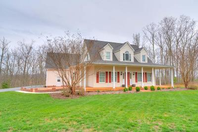 Montgomery County Single Family Home For Sale: 1835 Brush Mountain Circle