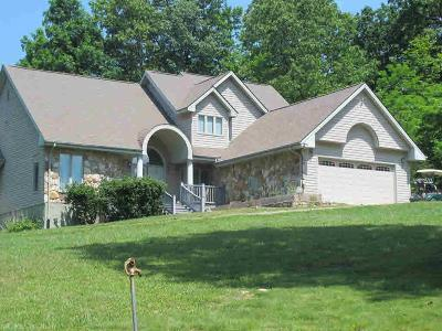 Giles County Single Family Home For Sale: 220 Cedar Ridge Road
