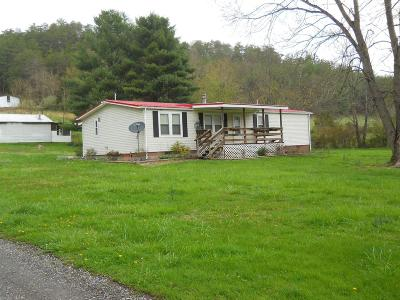 Pulaski County Single Family Home For Sale: 3093 Little Creek Road