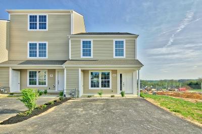 Christiansburg Condo/Townhouse For Sale: 680 Pin Oak Drive