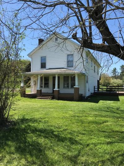 Wythe County Single Family Home For Sale: 110 Millers Creek Road