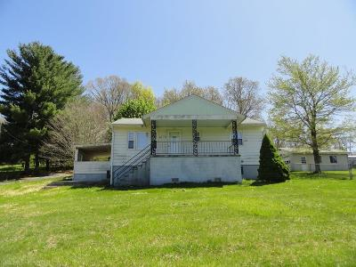 Dublin Single Family Home For Sale: 6178 Old Us-11 Road