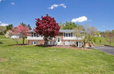 Single Family Home Sold: 4992 Claytor Dam Road
