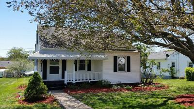 Radford Single Family Home For Sale: 7474 Orchard Road