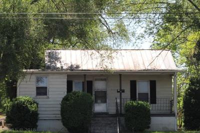 Radford Single Family Home For Sale: 1220 W Main Street