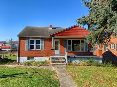 Radford Single Family Home For Sale: 1611 Second Street