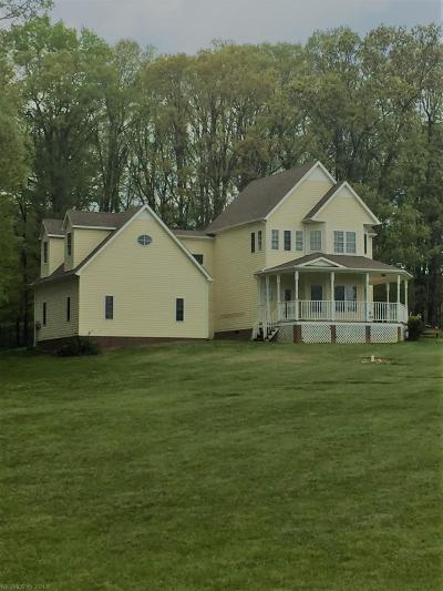 Wythe County Single Family Home For Sale: 128 Timberland Dr Drive