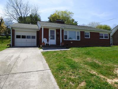 Wythe County Single Family Home For Sale: 535 N 6th Street
