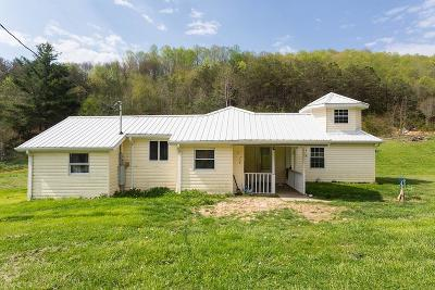 Wythe County Single Family Home For Sale: 681 Smith Hollow Road