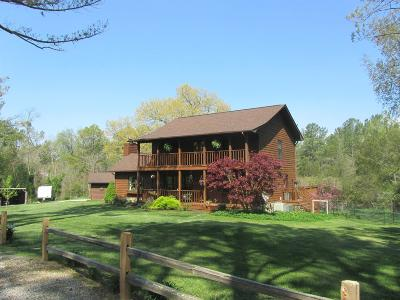 Montgomery County Single Family Home For Sale: 2556 Mt. Tabor Road