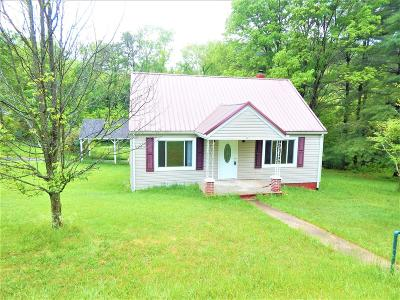 Giles County Single Family Home For Sale: 206 McKenzie Avenue
