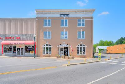 Christiansburg Commercial For Sale: 596 Cambria Street