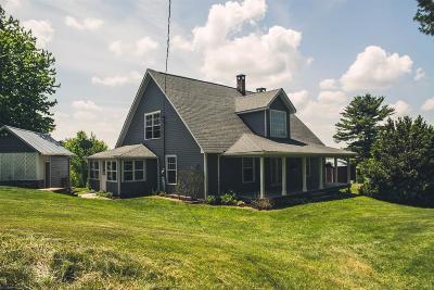Floyd County Single Family Home For Sale: 3294 Bethlehem Church Road