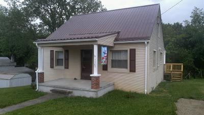Christiansburg Single Family Home For Sale: 1305 Montgomery Street