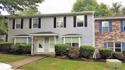 Montgomery County Condo/Townhouse For Sale: 208 Janie Lane