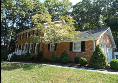 Christiansburg Single Family Home For Sale: 440 Tomahawk Drive