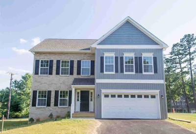 Radford Single Family Home For Sale: 4510 Old Stage Road