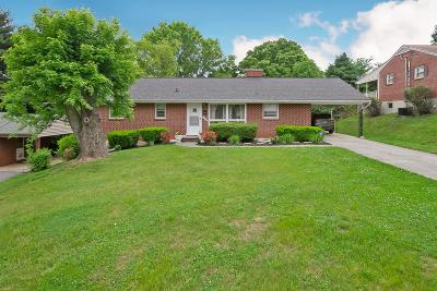Montgomery County Single Family Home For Sale: 308 Hickok Street