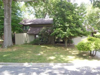 Montgomery County Single Family Home For Sale: 2308 San Marcos Street