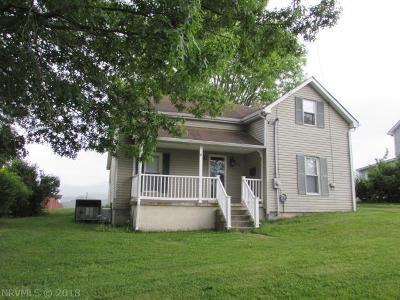 Wythe County Single Family Home For Sale: 665 W Union Street