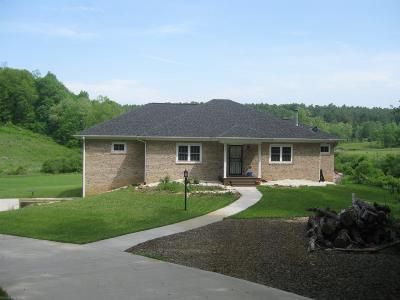 Floyd County Single Family Home For Sale: 566 Sandy Flats Road