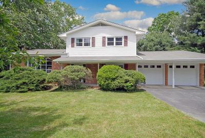Montgomery County Single Family Home For Sale: 802 Broce Drive