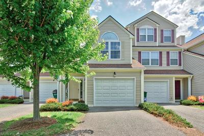 Christiansburg Condo/Townhouse For Sale: 140 Kitty Lane