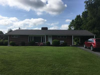 Christiansburg VA Single Family Home For Sale: $194,875