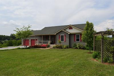 Floyd County Single Family Home For Sale: 161 Country Ridge Drive