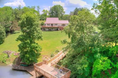 Pulaski County Single Family Home For Sale: 6231 Old Ferry Road