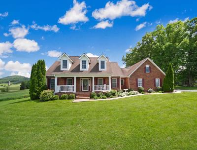 Montgomery County Single Family Home For Sale: 3395 Fairview Church Road