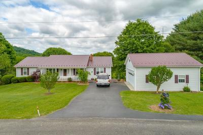Wythe County Single Family Home For Sale: 219 N Wye Street