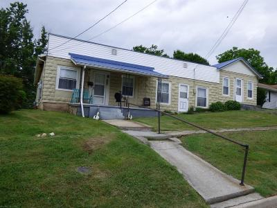 Wythe County Single Family Home For Sale: 530 E Franklin Street