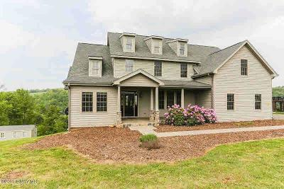 Pulaski County Single Family Home For Sale: 4264 Pleasure View Drive