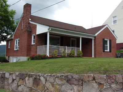 Giles County Single Family Home For Sale: 1101 College Street