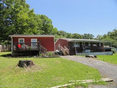 Multi Family Home For Sale: 6150/6152 Old Rt 11