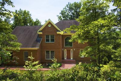 Montgomery County Single Family Home For Sale: 930 S Jefferson Forest Lane