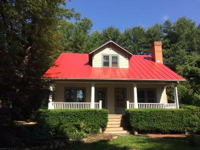 Floyd County Single Family Home For Sale: 1643 Starbuck Road