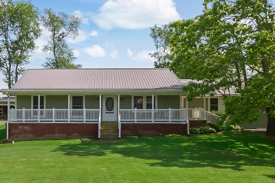Pulaski County Single Family Home For Sale: 5403 Empire Street