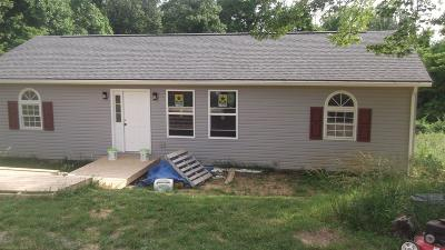 Christiansburg Single Family Home For Sale: 2949 Austin Road