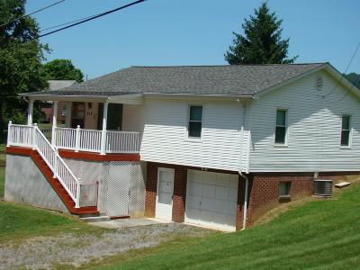 Giles County Single Family Home For Sale: 215 Pleasant Street