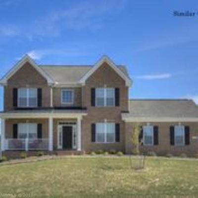 Radford Single Family Home For Sale: 6337 Heron's Landing Drive