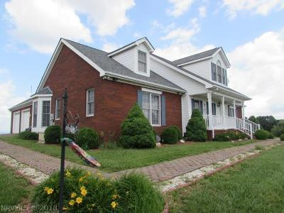 Woodlawn VA Single Family Home For Sale: $389,000