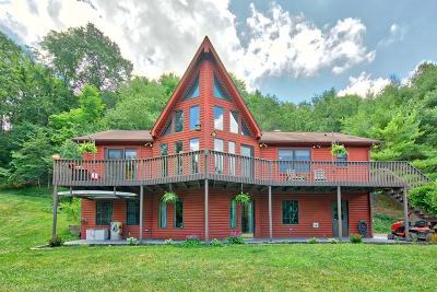 Christiansburg Single Family Home For Sale: 3290 Eaglebrook Drive
