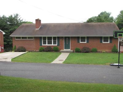 Wythe County Single Family Home For Sale: 1295 N 3rd Street