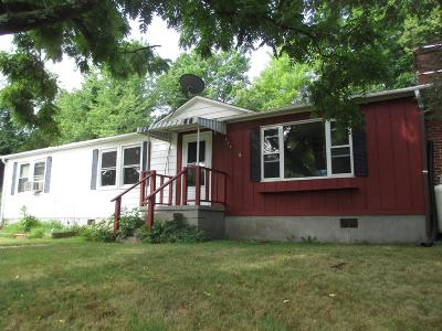 Christiansburg Single Family Home For Sale: 459 Derby Road